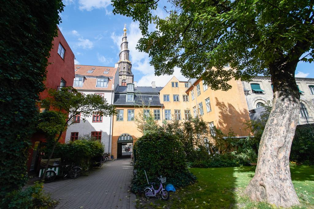 Mejores zonas donde alojarse en Copenhague - Christianshavn