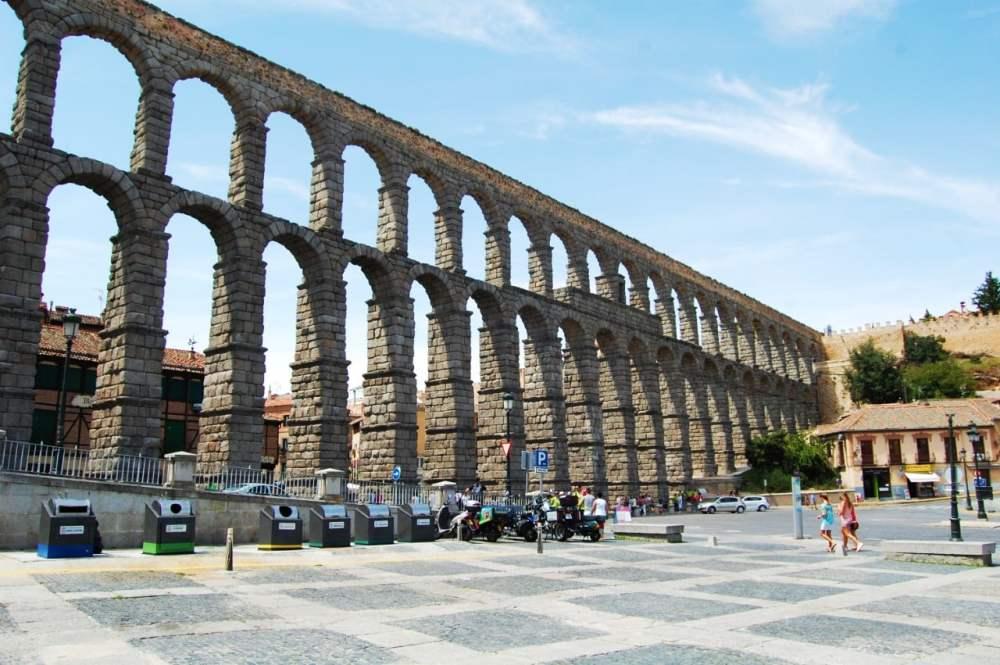 Mejores zonas donde alojarse en Segovia - Centro Histórico y Judería