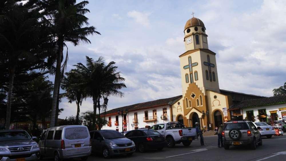 Mejores zonas donde hospedarse en Salento - Centro Histórico