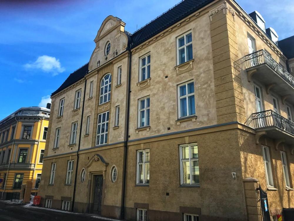 Zona recomendada donde dormir en Oslo - Majorstuen