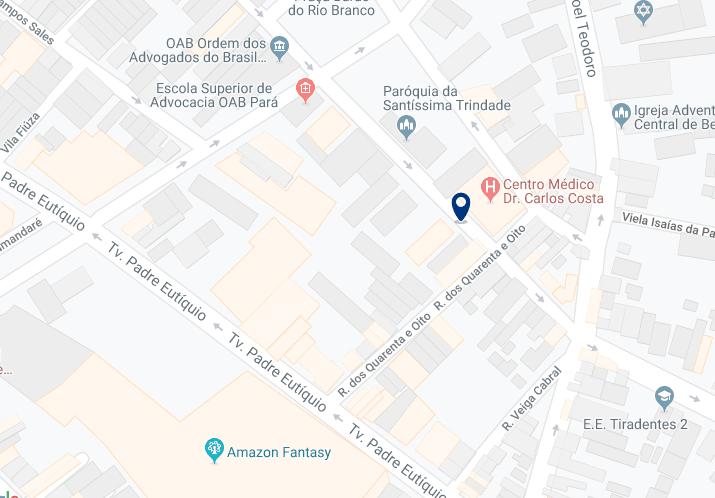 Alojamiento en el Centro Histórico de Belém – Haz clic para ver todo el alojamiento disponible en esta zona