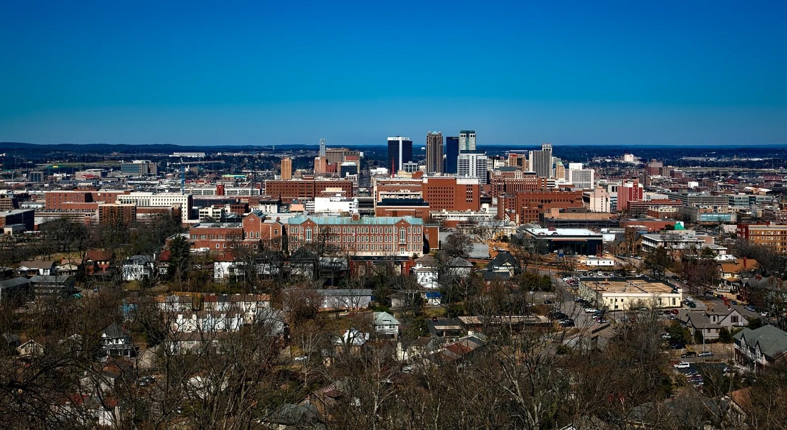 Las mejores zonas donde alojarse en Birmingham, Alabama