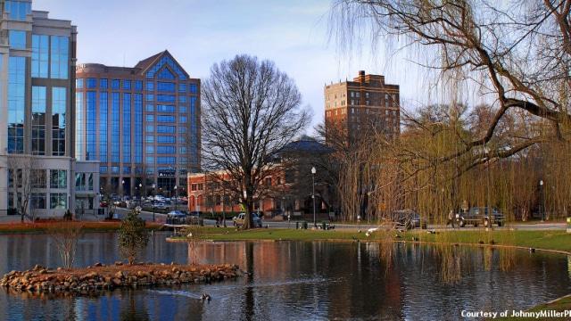Mejores zonas donde alojarse en Huntsville, Alabama - Downtown