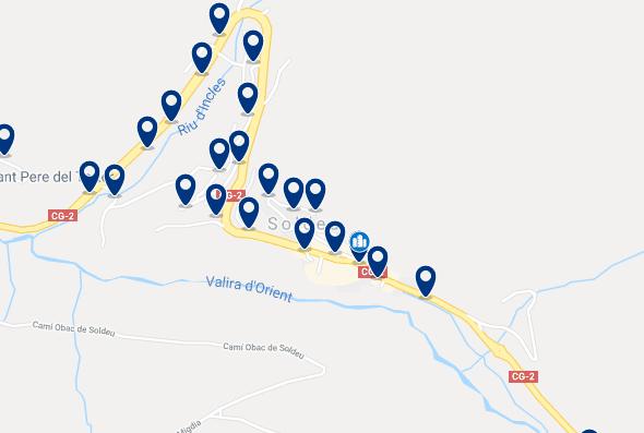 Alojamiento en Soldeu – Haz clic para ver todo el alojamiento disponible en esta zona