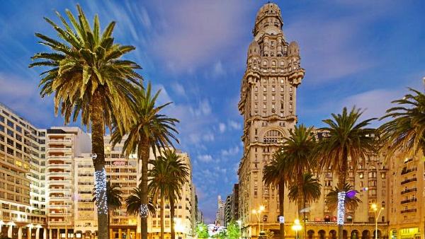 Alojarse en Montevideo - Ciudad Vieja