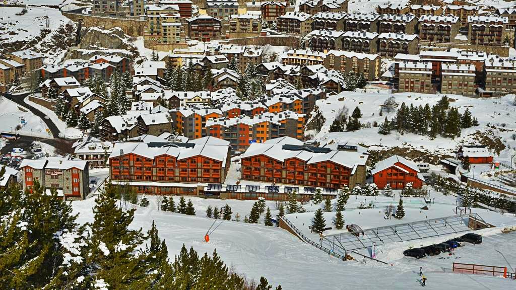 Dónde alojarse en Andorra - El Tarter