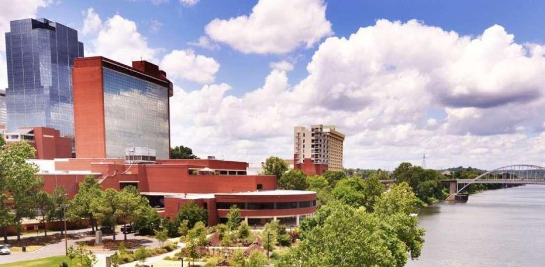 Dónde alojarse en Little Rock, Arkansas