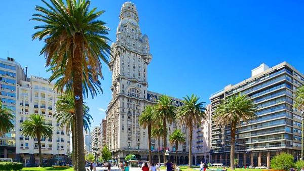 Dónde alojarse en Montevideo - Ciudad Vieja