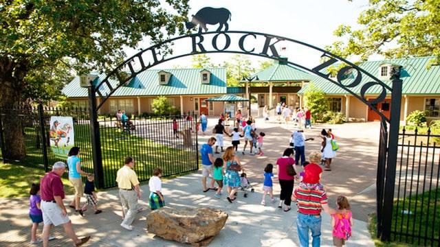 Dónde hospedarse en Little Rock, AR - Cerca del zoológico y oeste de la ciudad