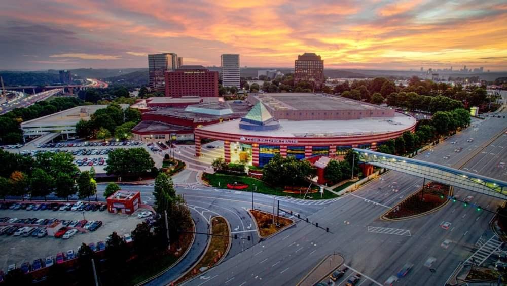 Mejores zonas donde alojarse en Atlanta, Estados Unidos - Cobb Galleria Center
