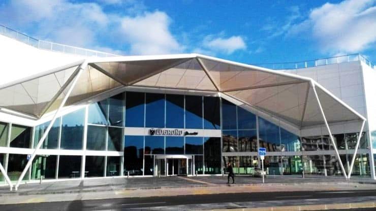 Mejores zonas donde alojarse en Logroño - Cerca de la estación de Renfe