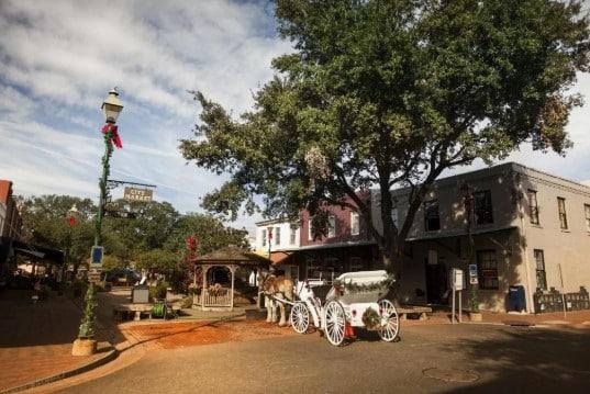 Mejores zonas donde alojarse en Savannah, Georgia - Downtown y Distrito Histórico