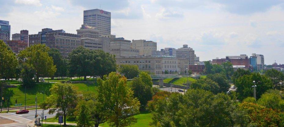 Mejores zonas donde dormir en Memphis, TN - Downtown