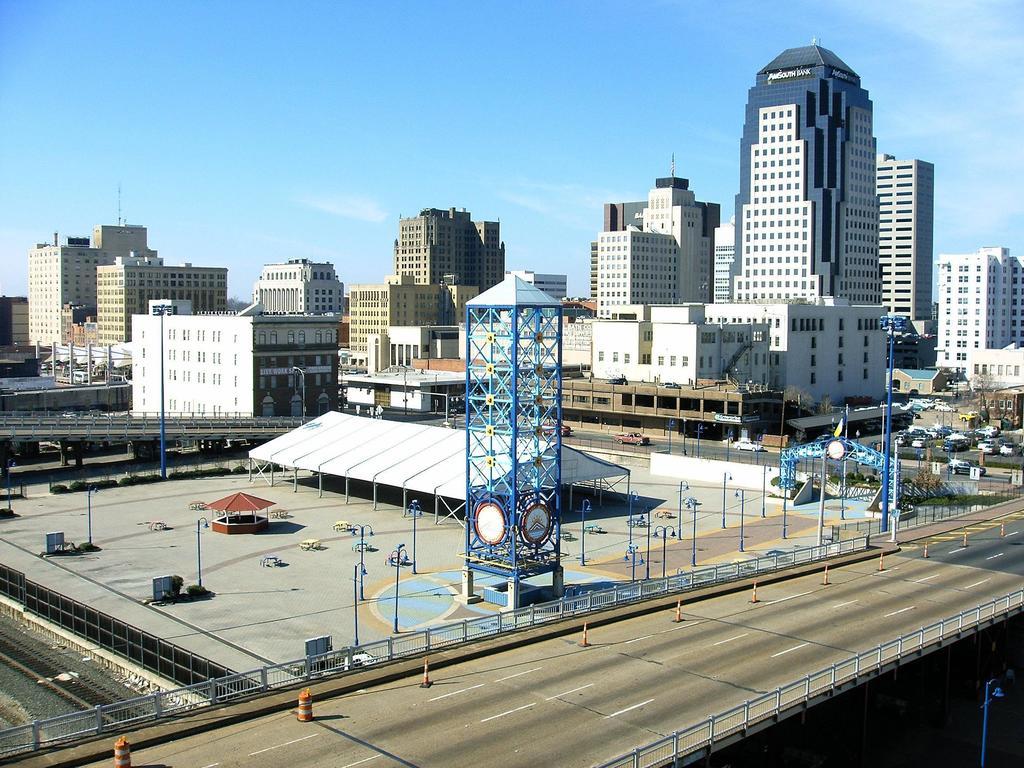 Mejores zonas donde dormir en Shreveport, LA - Historic District & Downtown Shreveport