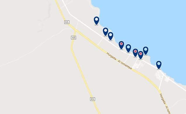 Alojamiento en Al Ahyaa - Haz clic para ver todos el alojamiento disponible en esta zona