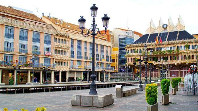 Dónde alojarse en Ciudad Real - Centro Histórico