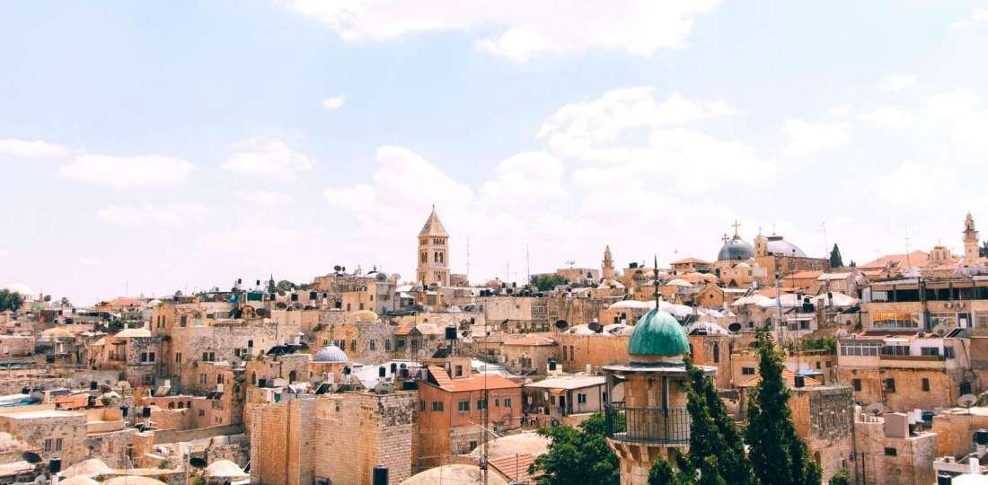Dónde alojarse en Jerusalén, Israel