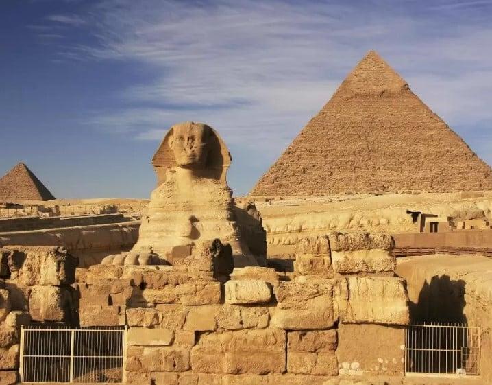 Dónde dormir en El Cairo cerca de las pirámides- Al Giza