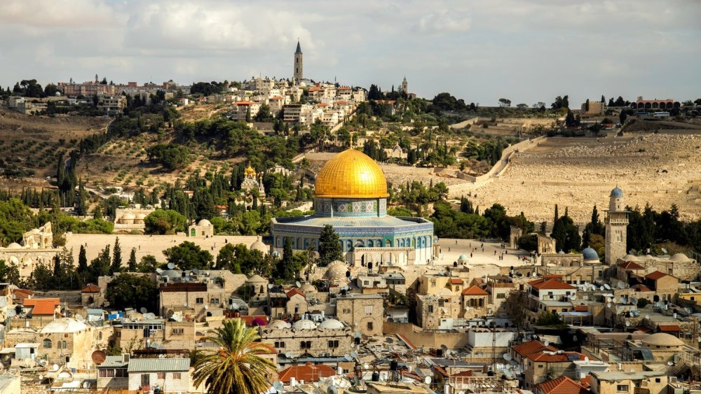 Dónde dormir en Jerusalén - Old Town