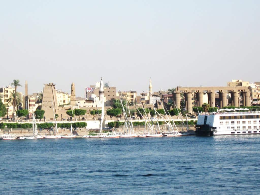 Dónde dormir en Lúxor - Orilla Occidental del Nilo