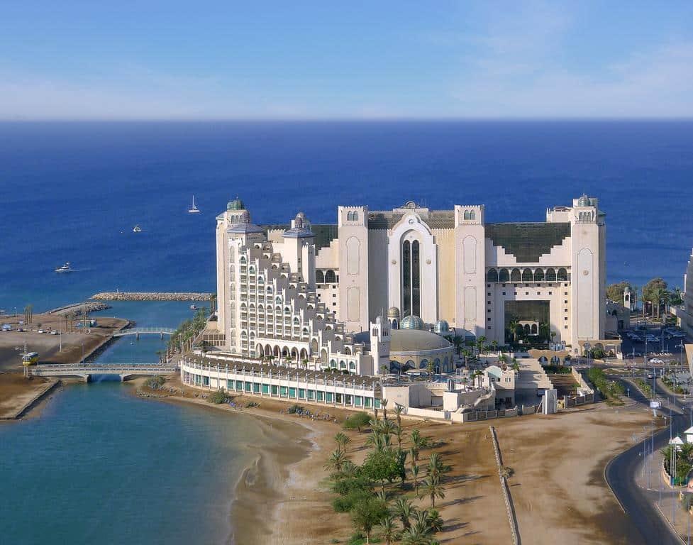 Dónde hospedarse en Eilat, Israel - Cerca de la playa