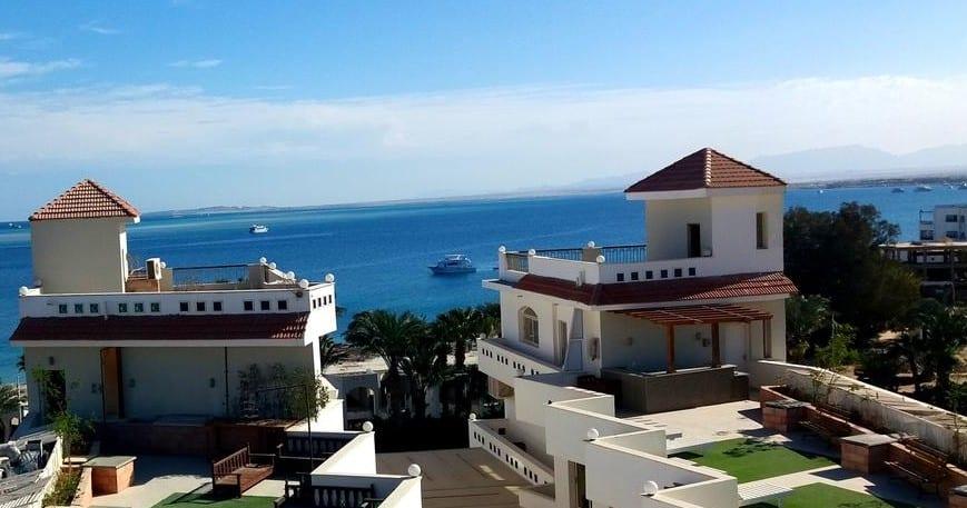 Dónde hospedarse en Hurgada, Egipto - Al Mamsha El Seyahi