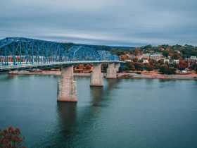 Las mejores zonas donde alojarse en Chattanooga, TN