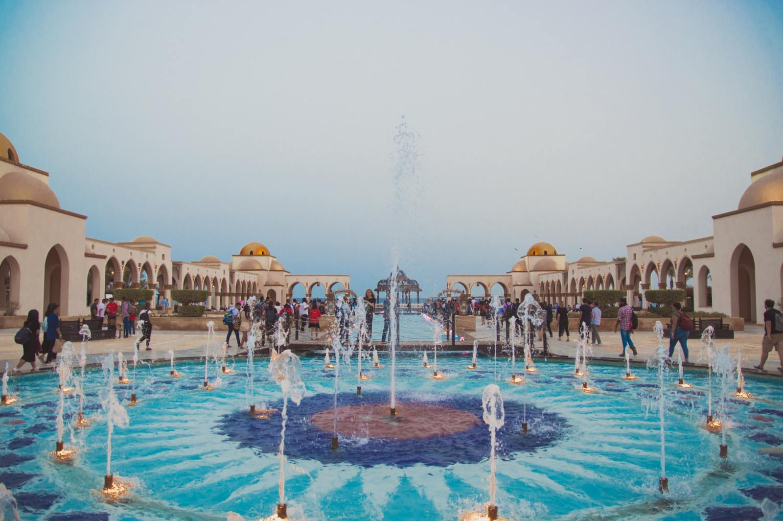 Las mejores zonas donde alojarse en Hurgada, Egipto
