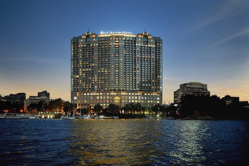 Mejor área donde alojarse en El Cairo - Garden City