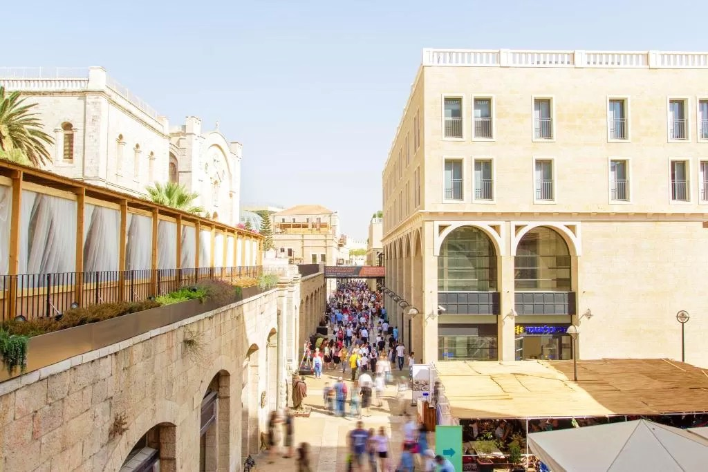 Best areas to stay in Jerusalem, Israel - City Center