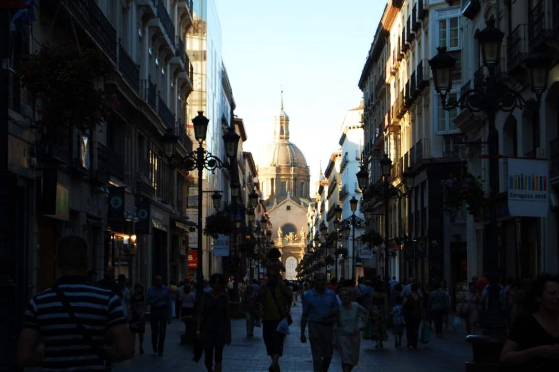 Mejores zonas donde alojarse en Zaragoza - Casco Antiguo