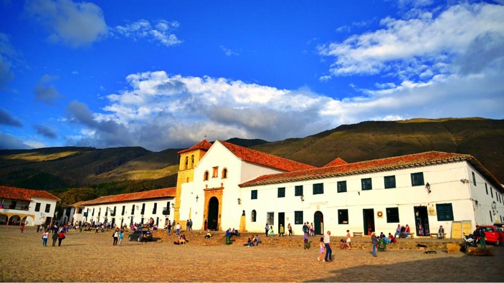 Alojarse en Villa de Leyva - Centro Histórico