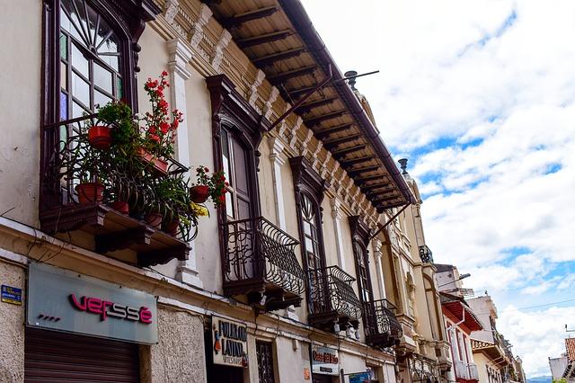 Where to stay in Cuenca, Ecuador - Centro Histórico