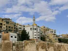 Las mejores zonas donde alojarse en Amman, Jordania