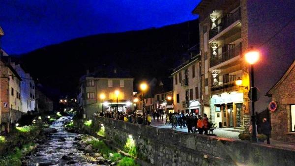 Alojarse en Val d' Aran - Vielha