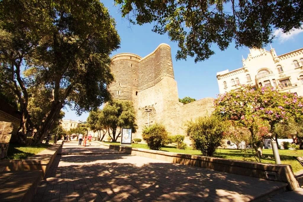 Dónde alojarse en Bakú - Cerca de la Torre Maiden