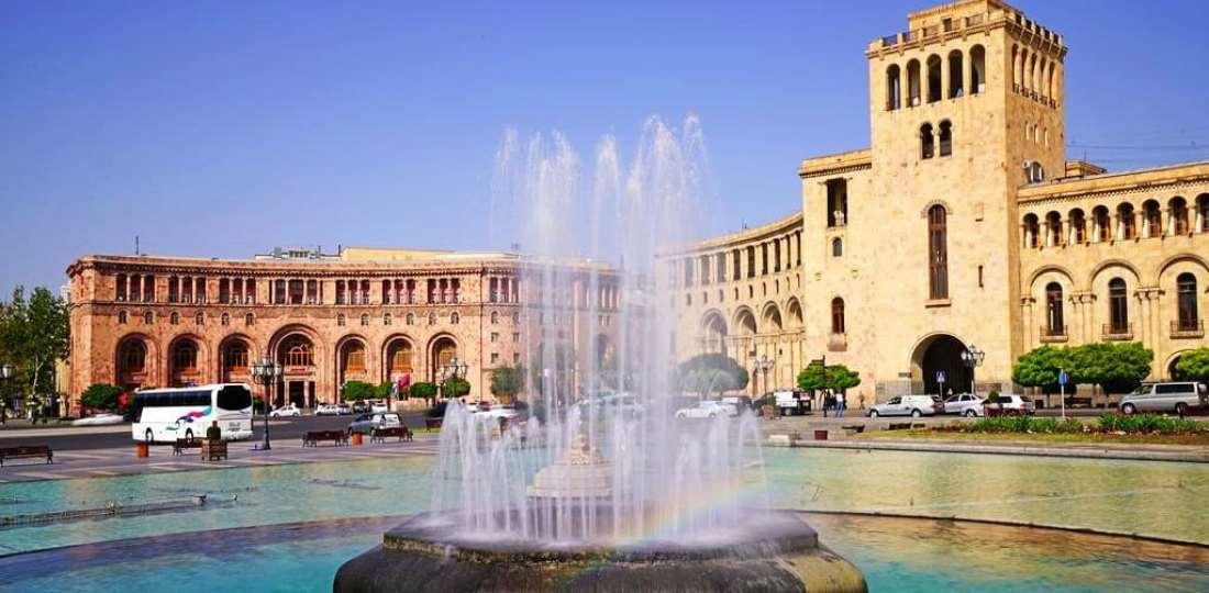 Dónde alojarse en Ereván, Armenia