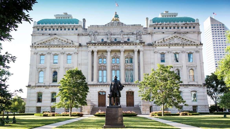 Dónde alojarse en Indianápolis, Indiana - Cerca de la Indiana State House