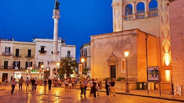 Dónde alojarse en Lecce - Centro Histórico