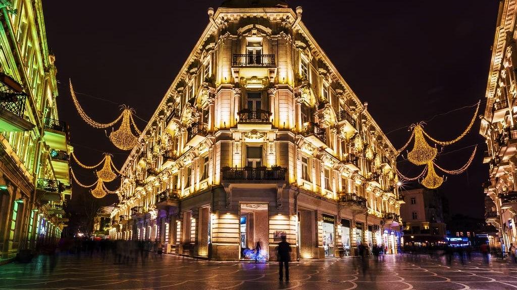 Dónde hospedarse en Bakú - Yasamal