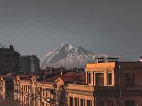 Las mejores zonas donde alojarse en Ereván, Armenia