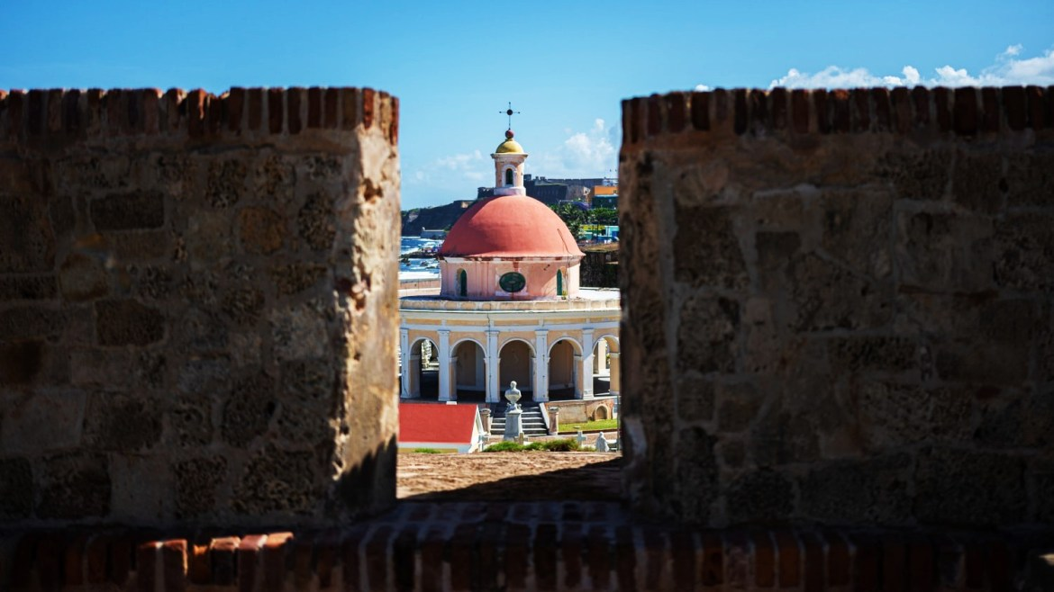 Recommended area to stay in San Juan, Puerto Rico - Old San Juan
