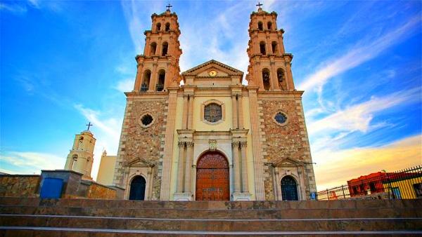 Alojarse en Chihuaha - Centro Histórico