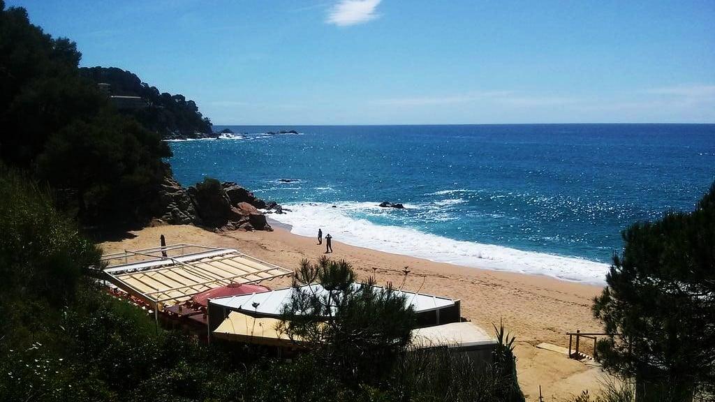 Dónde hospedarse en Lloret de Mar - Platja de Canyelles