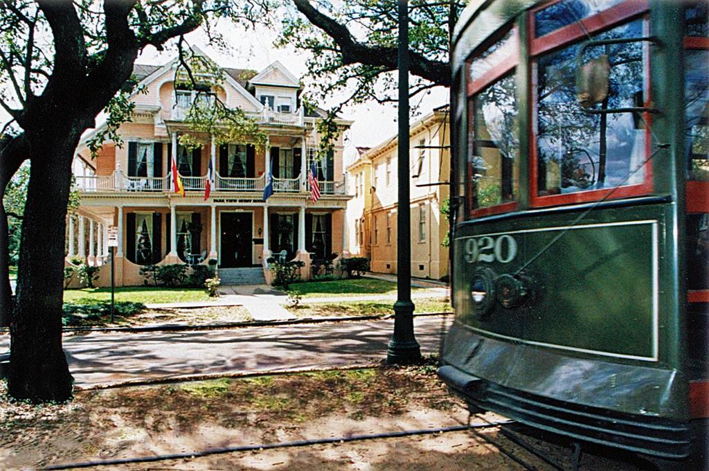 Dónde hospedarse en New Orleans - Uptown