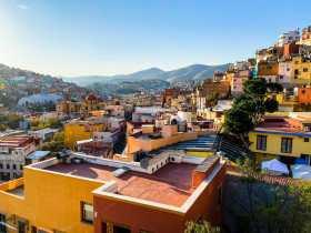 Las mejores zonas donde alojarse en Guanajuato, México