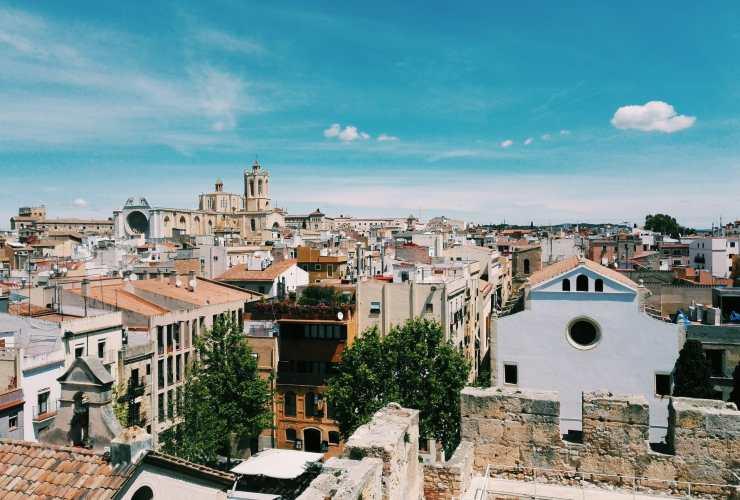 Las mejores zonas donde alojarse en Tarragona, Catalunya