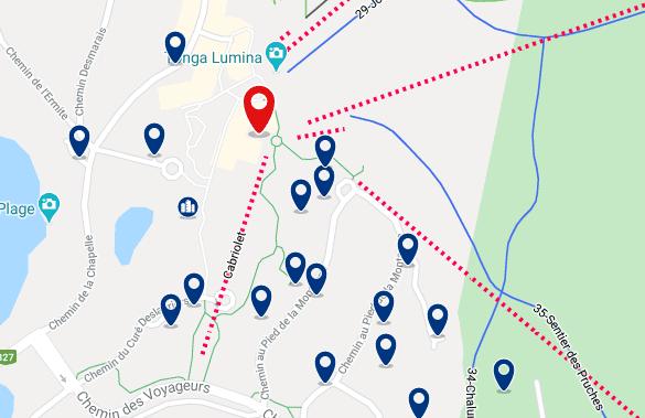 Alojamiento cerca del Mont Tremblant Activity Centre - Haz clic para ver todo el alojamiento disponible en esta zona