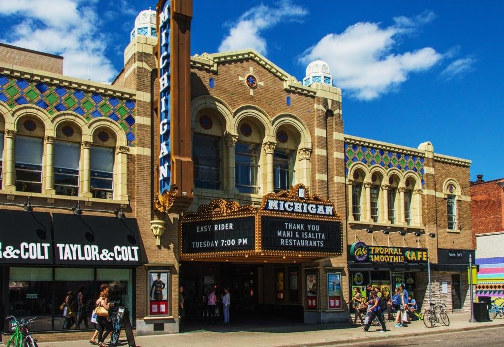 Dónde alojarse en Ann Arbor, Michigan - Kerrytown