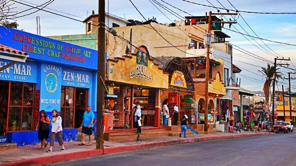 Dónde alojarse en Cabo San Lucas - Centro